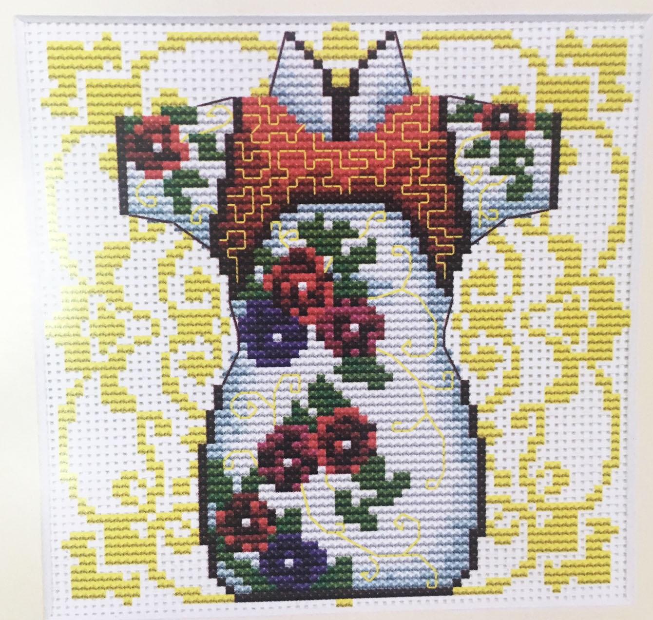 Набор для вышивания DOME Chipao 6