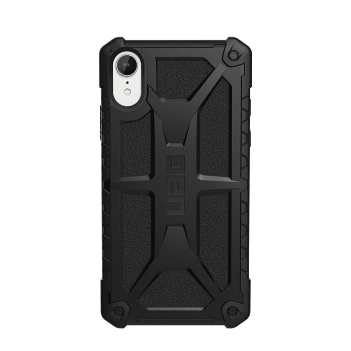 Чехол для сотового телефона UAG Monarch, черный защитный чехол uag monarch для iphone xs max цвет красный