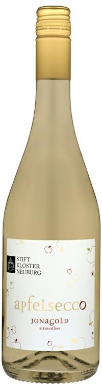 Безалкогольное шампанское Апфельсекко Stift Klosterneuburg из натурального яблочного сока rimuss secco шампанское полусухое безалкогольное 0 75 л