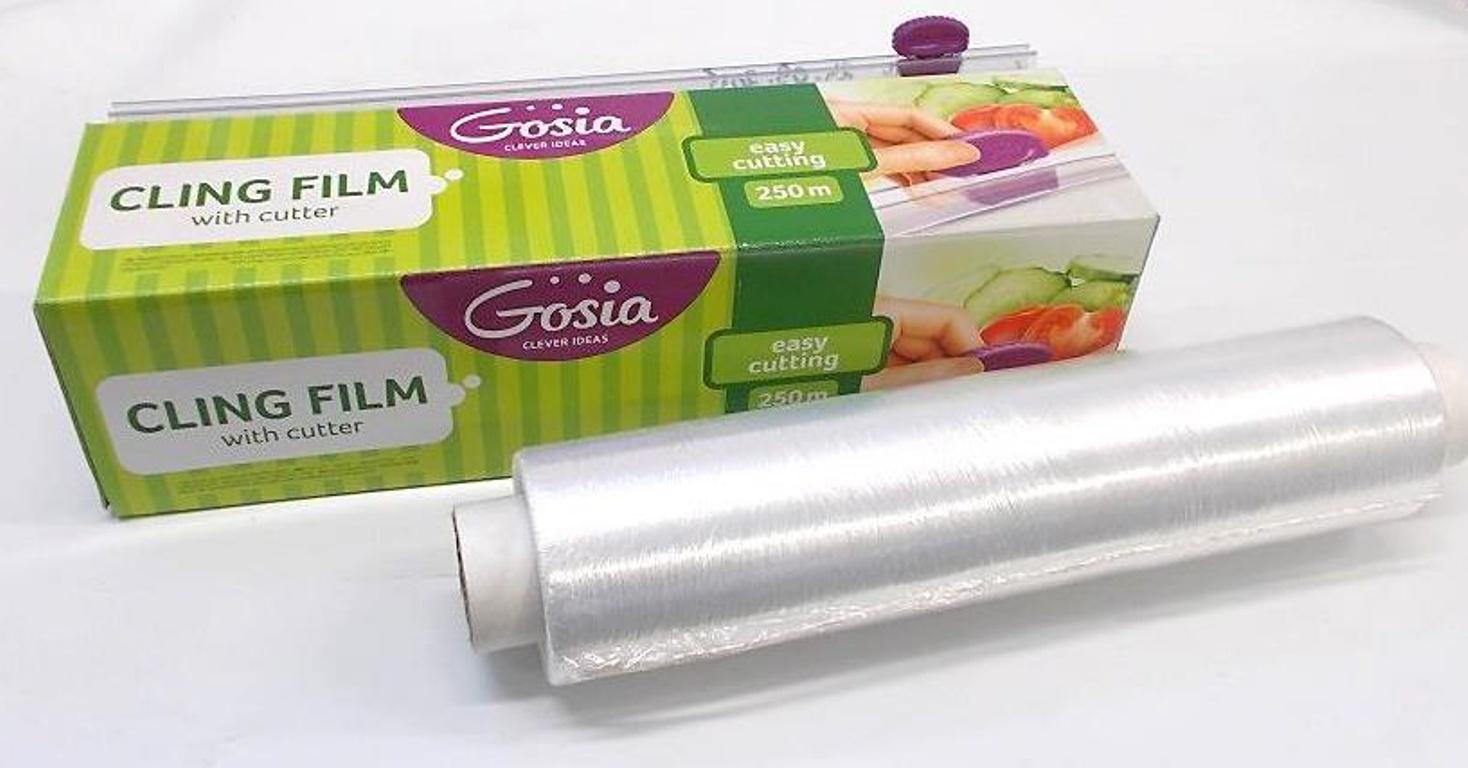 Пленка пищевая GOSIA 7433, прозрачный пленка