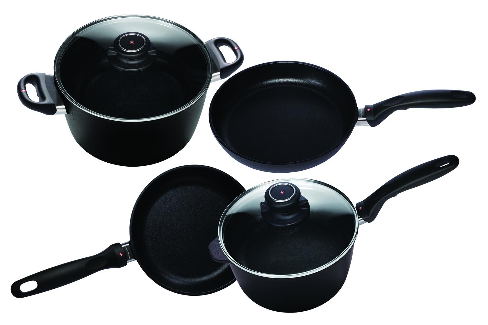 Комплект посуды для приготовления Swiss Diamond XD SET6006I цена и фото