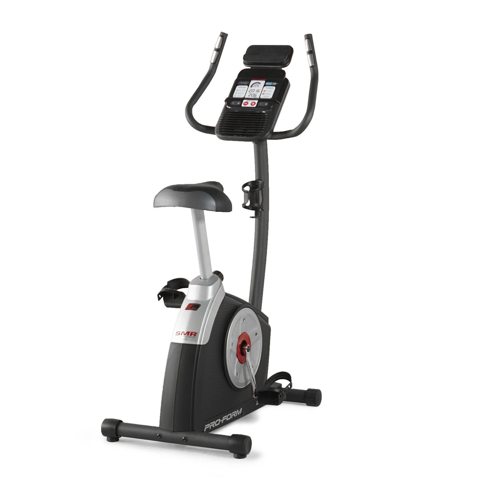 Велотренажер ProForm 210 СSX, черный цена