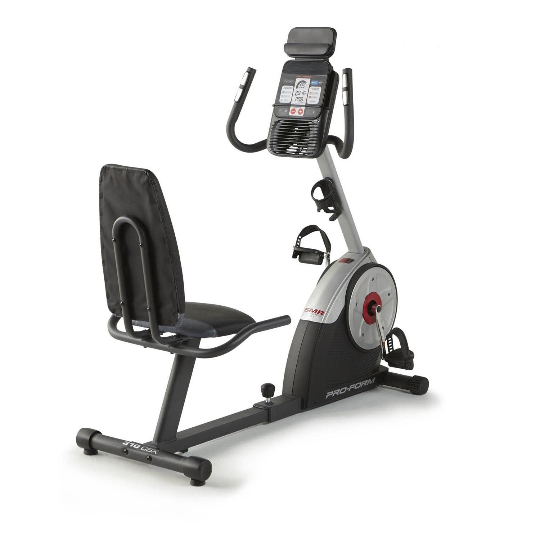 Велотренажер ProForm 310 СSX, черный цена