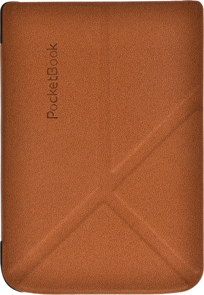 чехол для электронной книги pocketbook для 616/627/632, коричневый уцененный товар (№2)