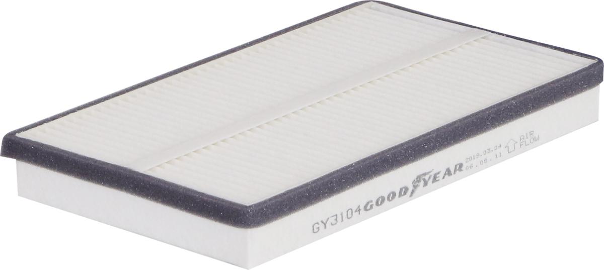 Фильтр салонный автомобильный Goodyear GY3104