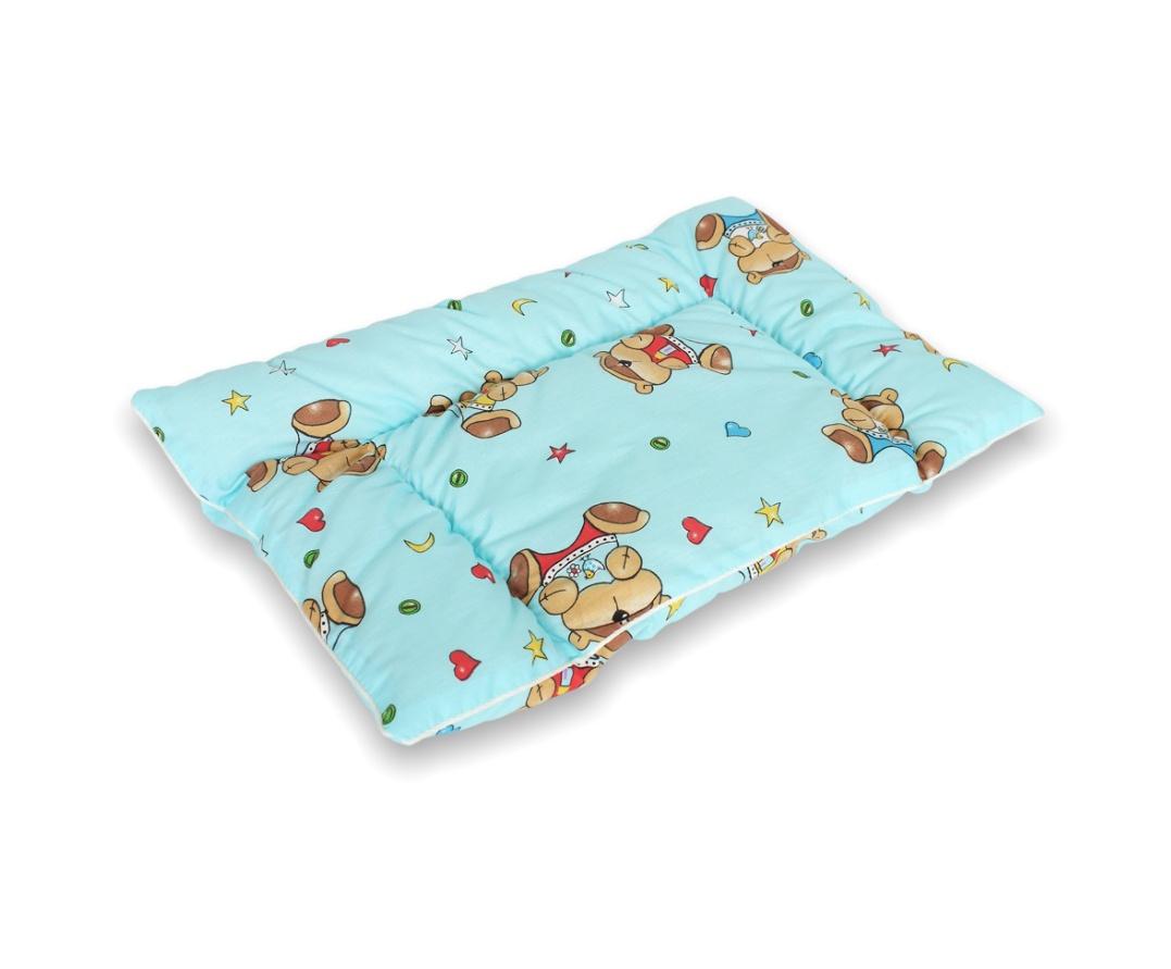 Подушка Альвитек Светлячок холфит-пласт, размер: 40 х 60 подушка alvitek подушка холфит холфит шарики 38 38 см
