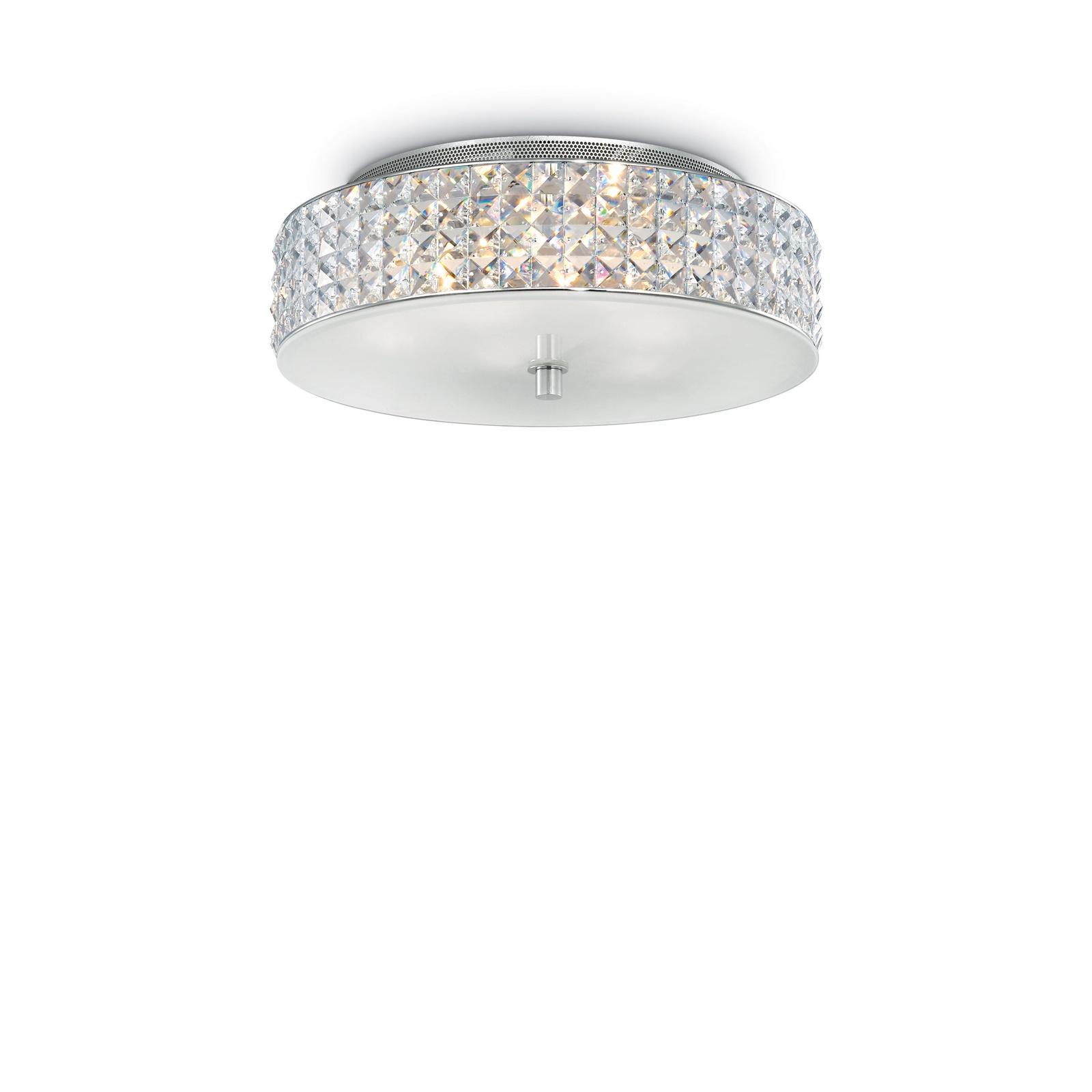 Фото - Потолочный светильник Ideal Lux PL6, G9, max 6 x 40W G9 Вт потолочный светильник ideal lux pl6 g9 max 6 x 40w g9 вт