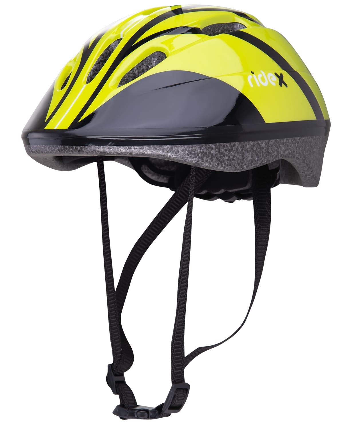 Шлем защитный Ridex Rapid, зеленый шлем ridex ут 00008189 cyclone синий чёрный