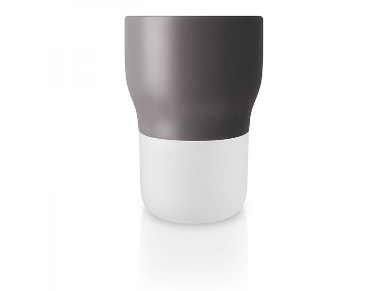 Горшок для цветов  Self-Watering Flowerpot D11 Nordic Grey, темно-серый Eva Solo
