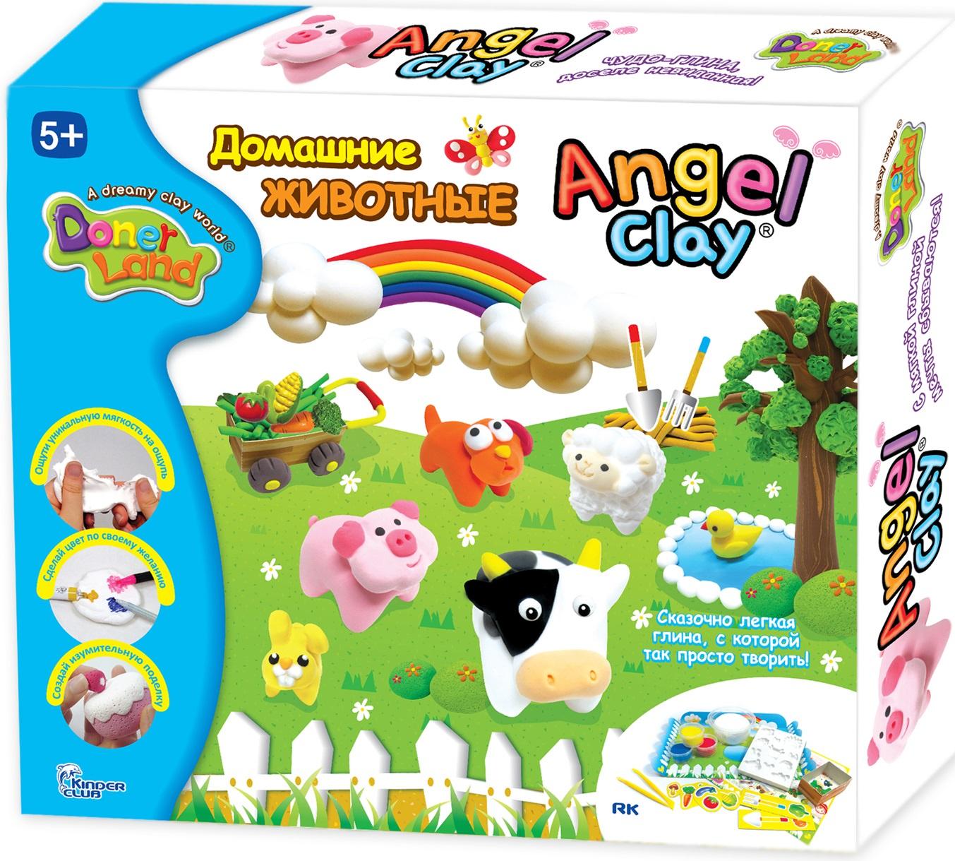 Масса для лепки Angel Clay Ферма (Animal Farm)