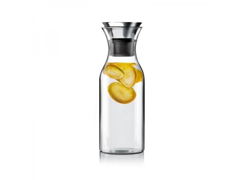 Бутылка для воды 1L Fridge Carafe, прозрачный