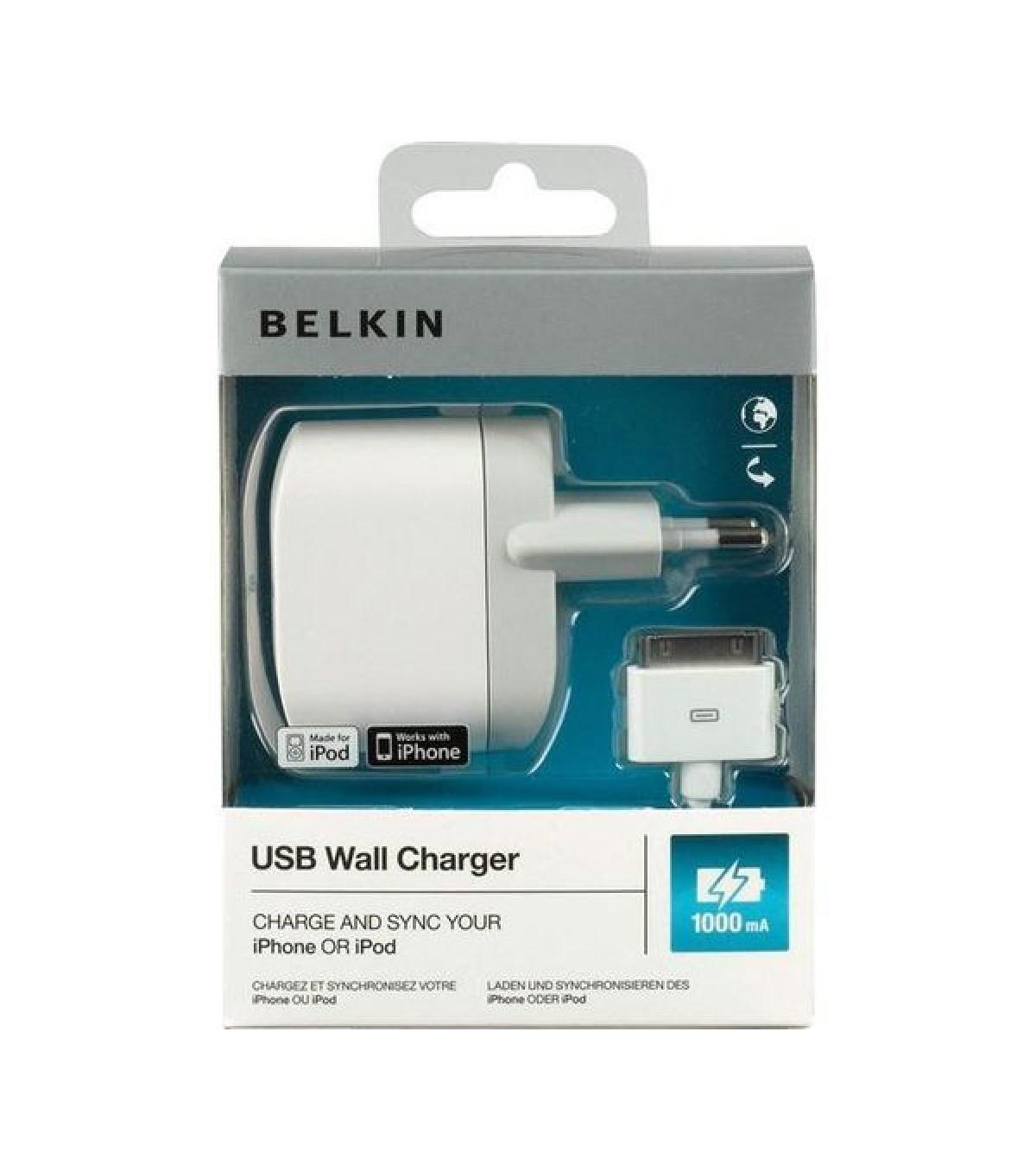 Сетевое зарядное устройство для Apple Belkin F8Z222cw03 сетевое зарядное устройство belkin f8m731vfc00 2 4а usb розовый