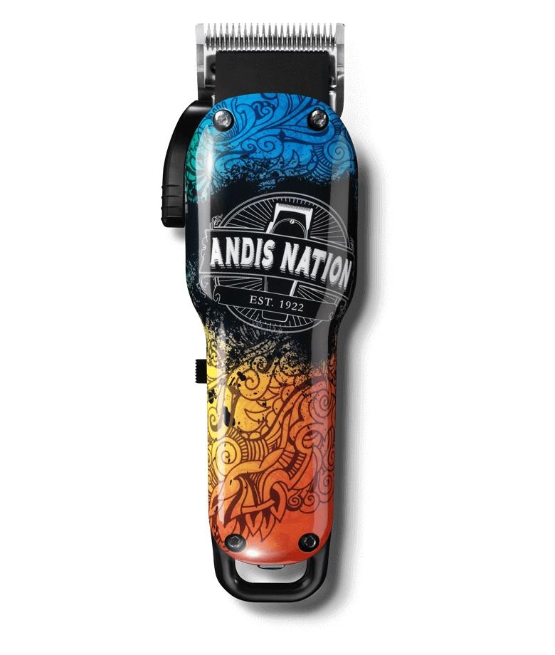 Машинка для стрижки Andis Cordless Us Pro Fade LCL, разноцветный триммер для стрижки волос andis t outliner cordless li