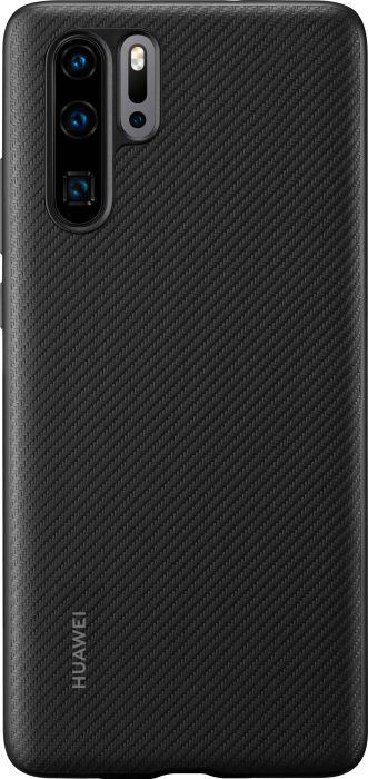 Чехол для сотового телефона PU Case Накладка Huawei P30 Black, черный