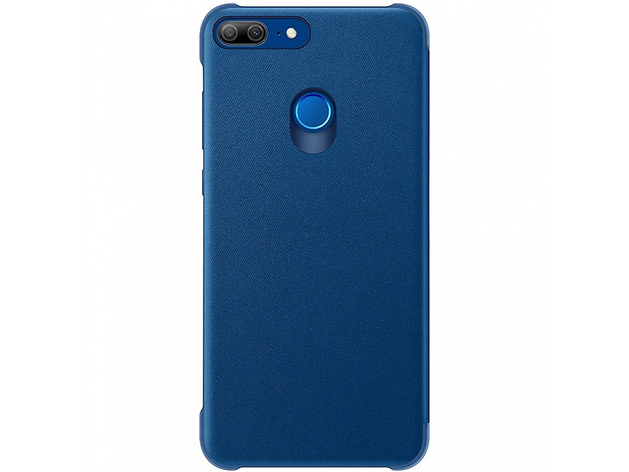 Чехол для сотового телефона PU Case Накладка Honor View 20 Blue, синий original view window flip pu leather case cover for uhappy up920