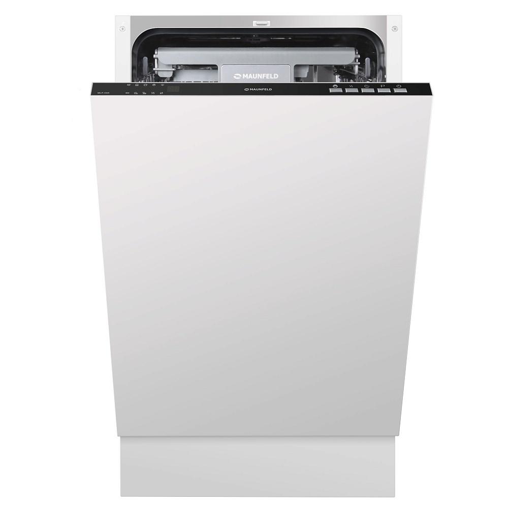 Посудомоечная машина Maunfeld MLP 08I, серебристый встраиваемая посудомоечная машина maunfeld mlp 12b