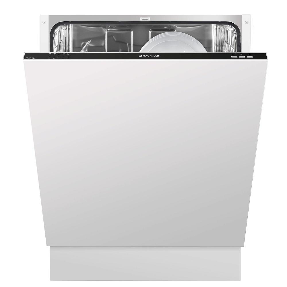 Посудомоечная машина Maunfeld MLP-12I, серебристый встраиваемая посудомоечная машина maunfeld mlp 12b