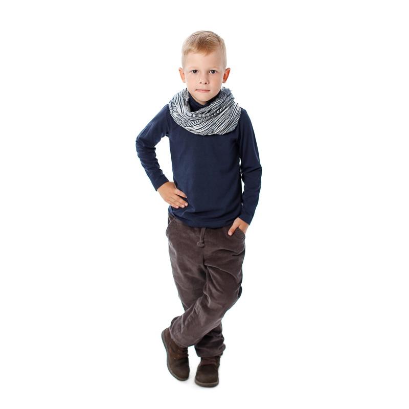 Водолазка V-Baby водолазка для мальчика batik цвет серый ds0174 25 размер 122