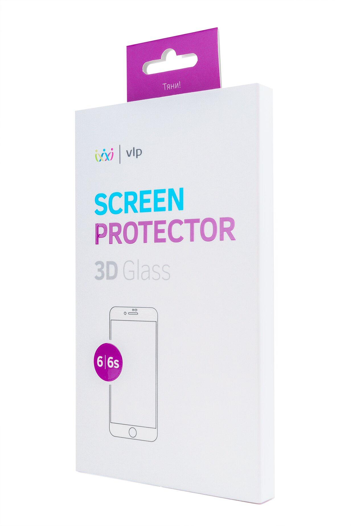 Защитное стекло vlp vlp-3DGL-FRWh-iP6