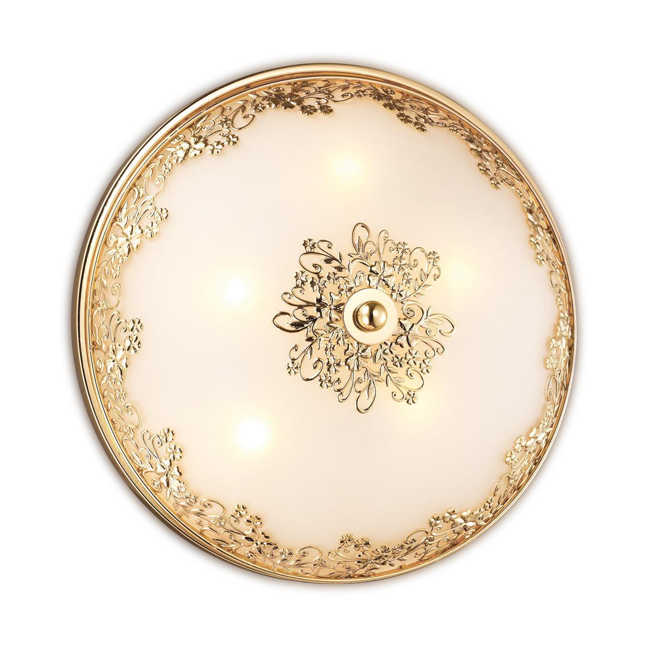 Потолочный светильник Odeon Light 2676/5C, белый потолочный светильник odeon light 2676 3c белый