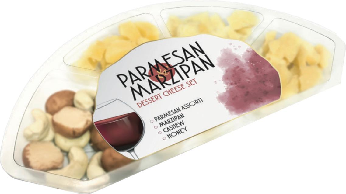 Сырная терелка Say Cheese Parmesan& Marzipan, 140 г cheese rolling races