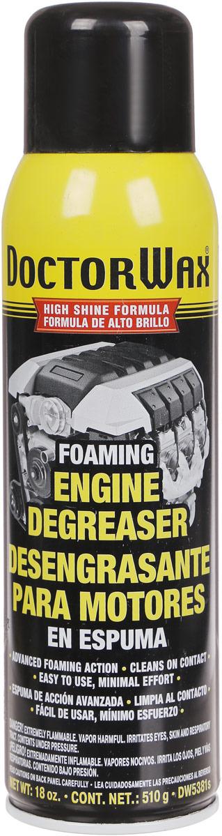 Очиститель двигателя Doctor Wax, DW5381S, 600 мл очиститель массажер языка дельтатерм лингва classic цвет фиолетовый