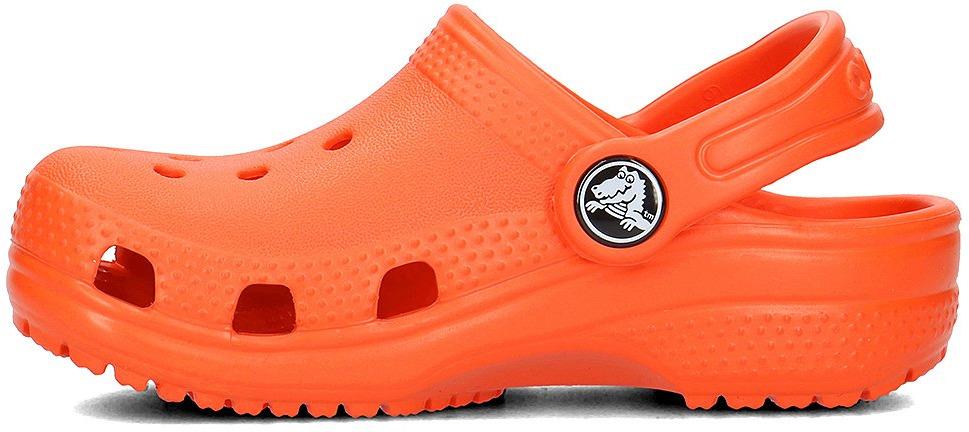 Сабо Crocs сабо для девочки crocs classic clog k цвет светло розовый 204536 737 размер c7 24
