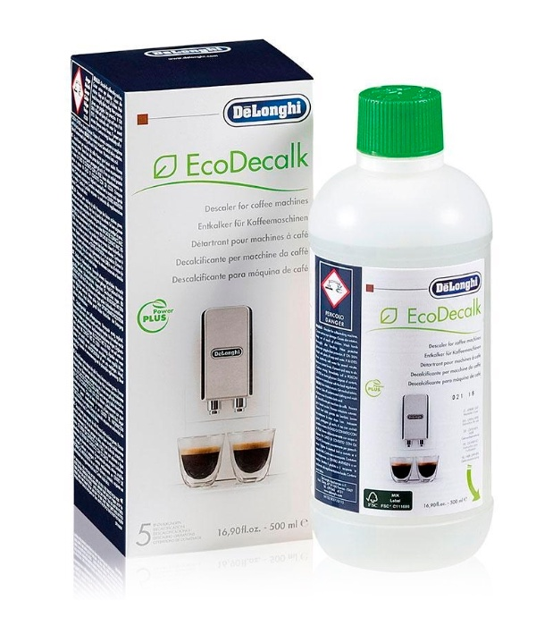 Средство для чистки кофемашины De'Longhi EcoDecalk DLSC 500 все цены
