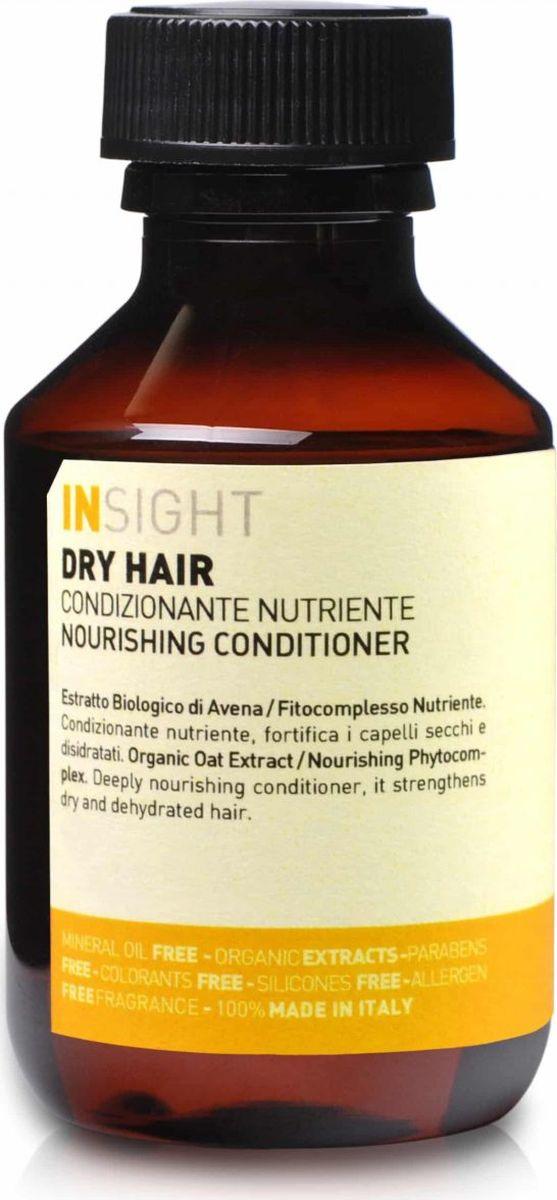 Увлажняющий кондиционер для сухих волос Insight Dry Hair, 100 мл sisley hair rituels кондиционер для волос с протеинами хлопка hair rituels кондиционер для волос с протеинами хлопка