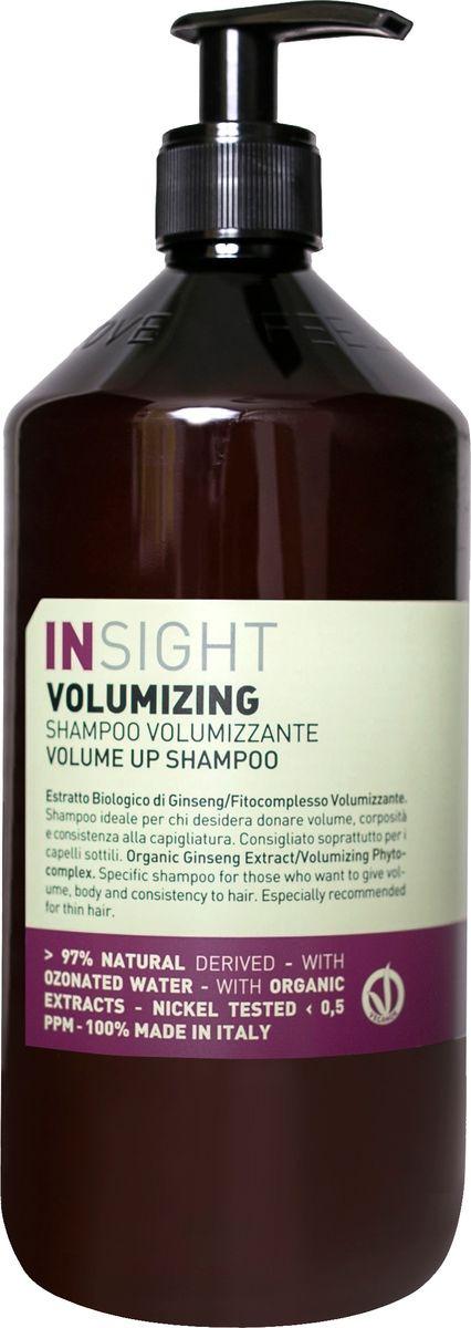 Шампунь для объема Insight Volumizing, 900 мл insight шампунь для поврежденных волос 900 мл