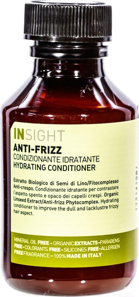 Разглаживающий кондиционер для непослушных волос Insight Anti-Frizz, 100 мл grown alchemist разглаживающий кондиционер 0 5 anti frizz 500ml