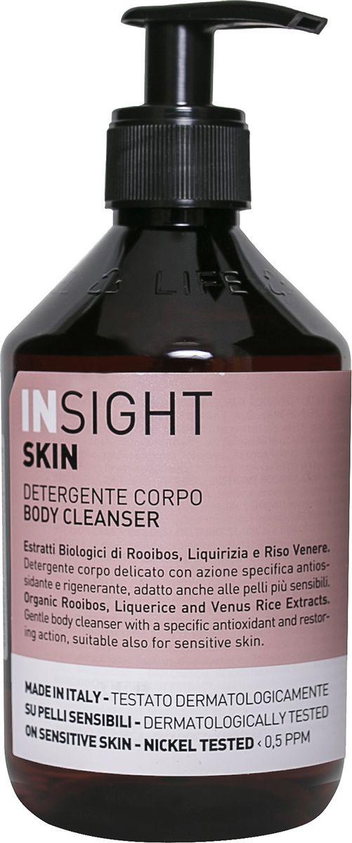 Очищающий гель для тела Insight Skin Body Cleanser, 400 мл