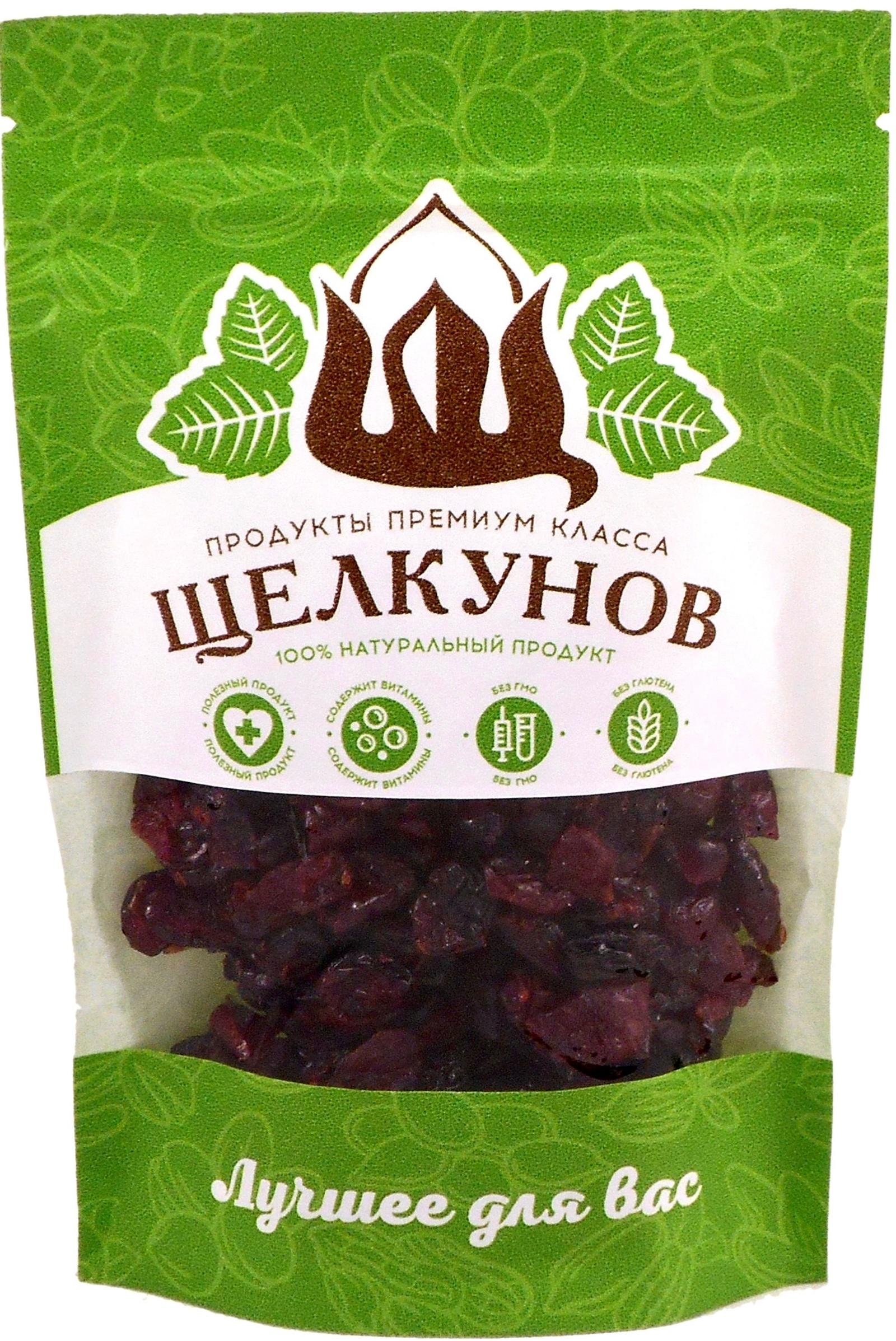 Ягоды сушеные Щелкунов Клюква сушеная (цукат), 120 г