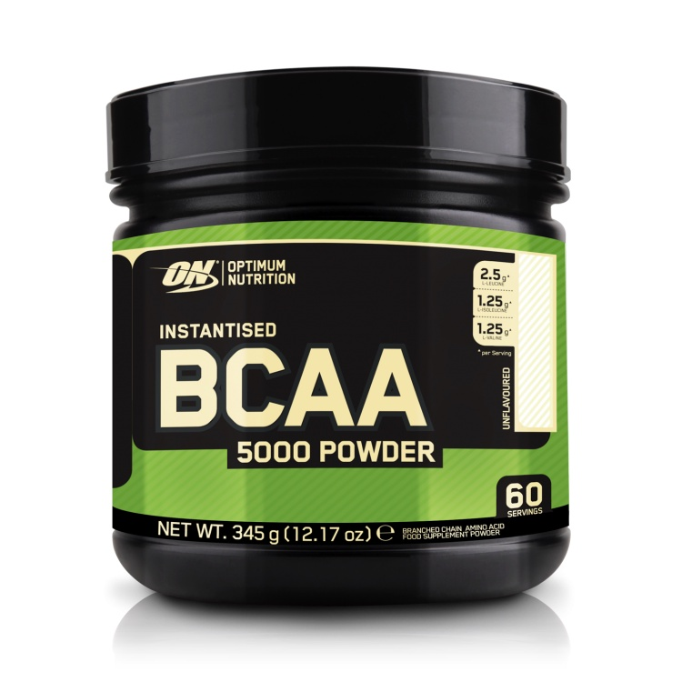 Optimum Nutrtioion BCAA 5000 Powder 345 гр. цена