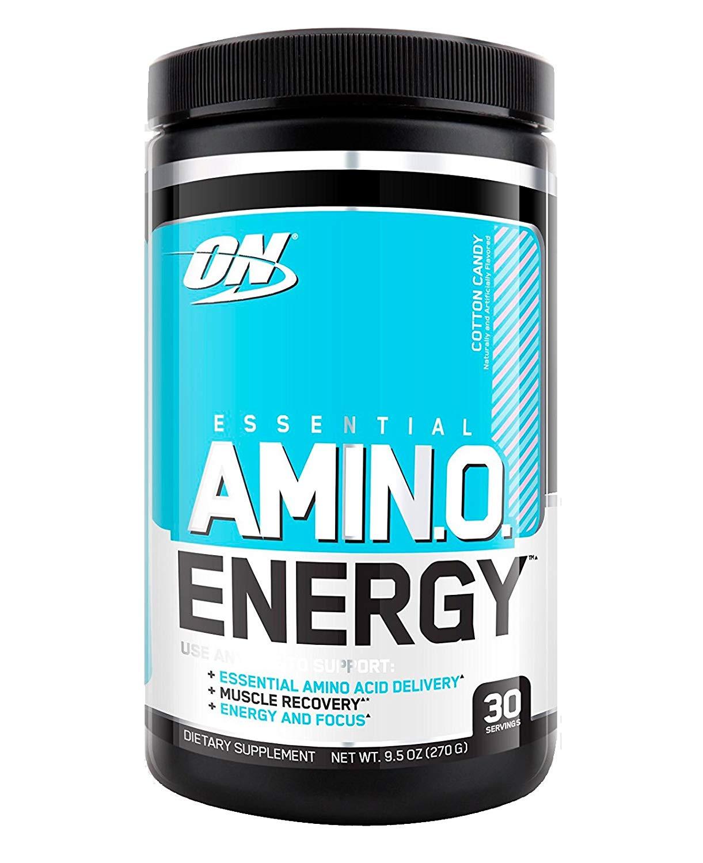 Аминокислоты Optimum Nutrtion Amino Energy 270 гр цена