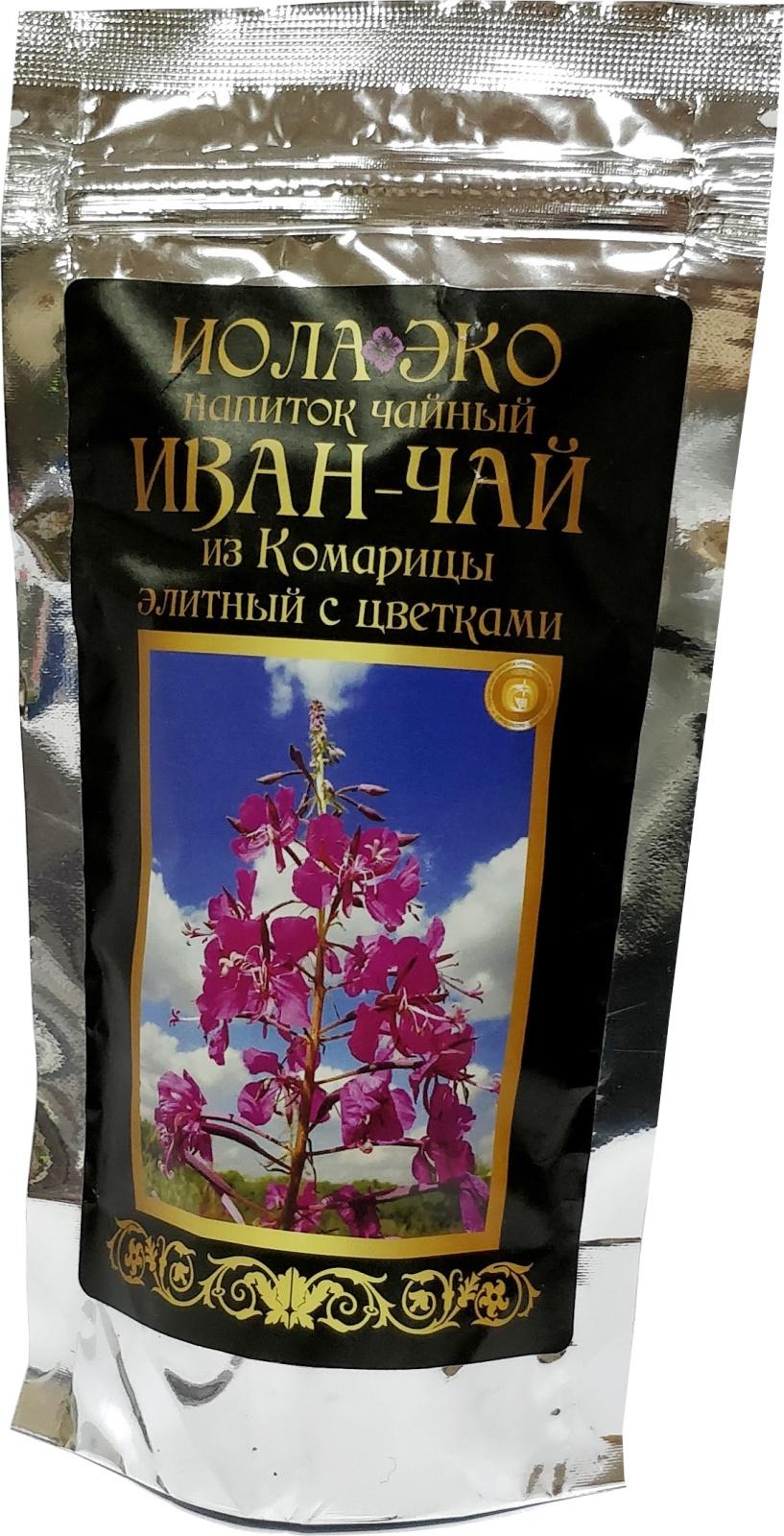 Чай листовой 00000014977, Иван-чай, 75 подставка для столовых приборов joseph joseph segment цвет серый высота 19 см