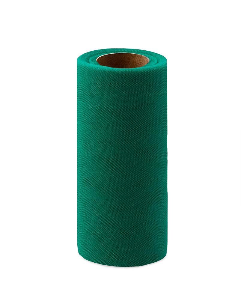 Фото - Ткань Caramelkalife Фатин средней жесткости в шпульке. Цвет Бирюзовый балдахины для кроваток pituso универсальный фатин