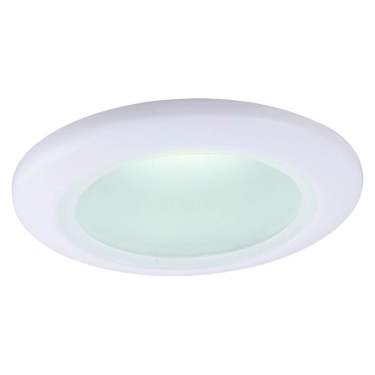 Встраиваемый светильник Arte Lamp A2024PL-1WH, GU10, 50 Вт arte lamp встраиваемый светильник aqua a2024pl 1wh