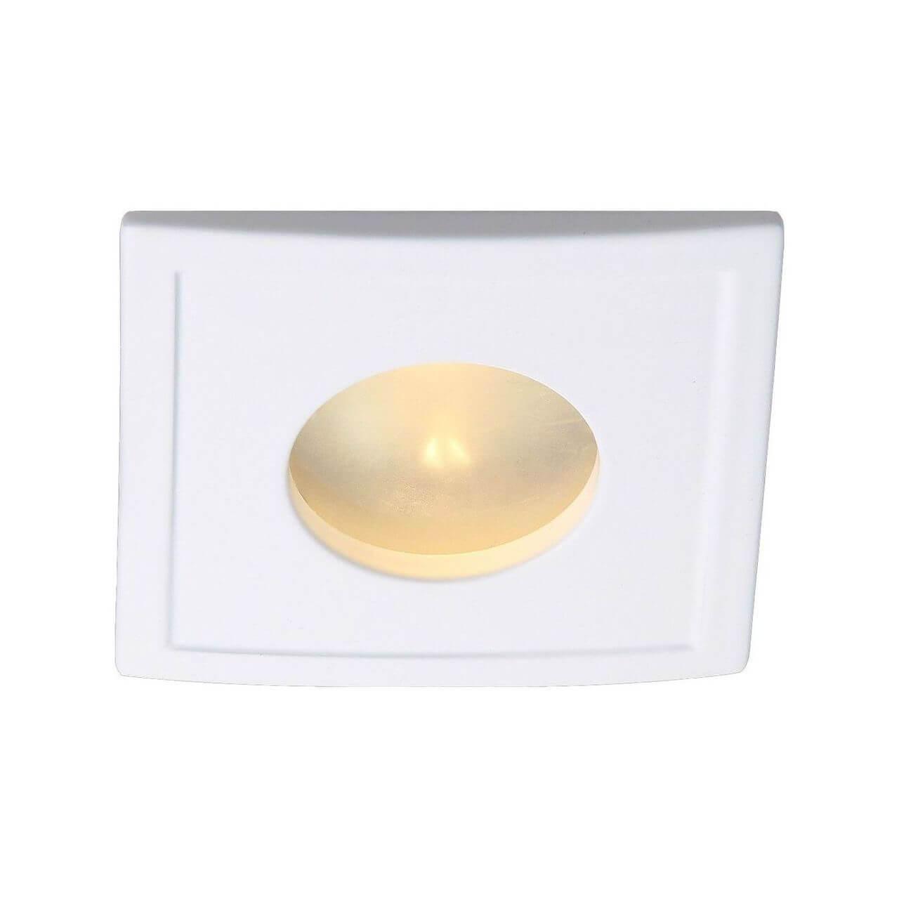 Встраиваемый светильник Arte Lamp A5444PL-1WH, белый цены