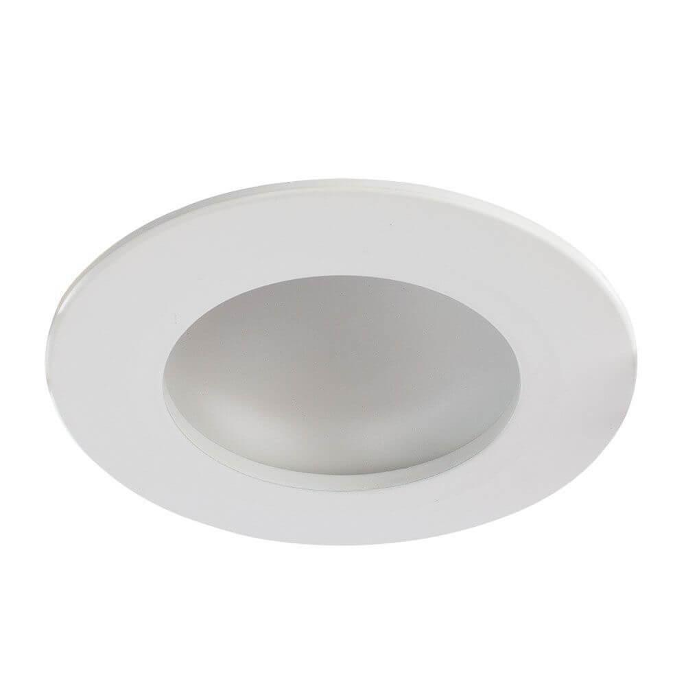 Встраиваемый светильник Arte Lamp A7008PL-1WH, LED, 8 Вт светильник встраиваемый arte lamp a7008pl 1wh