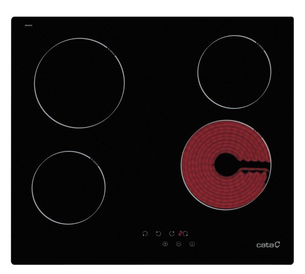 Варочная панель Cata TN 604/A, черный все цены