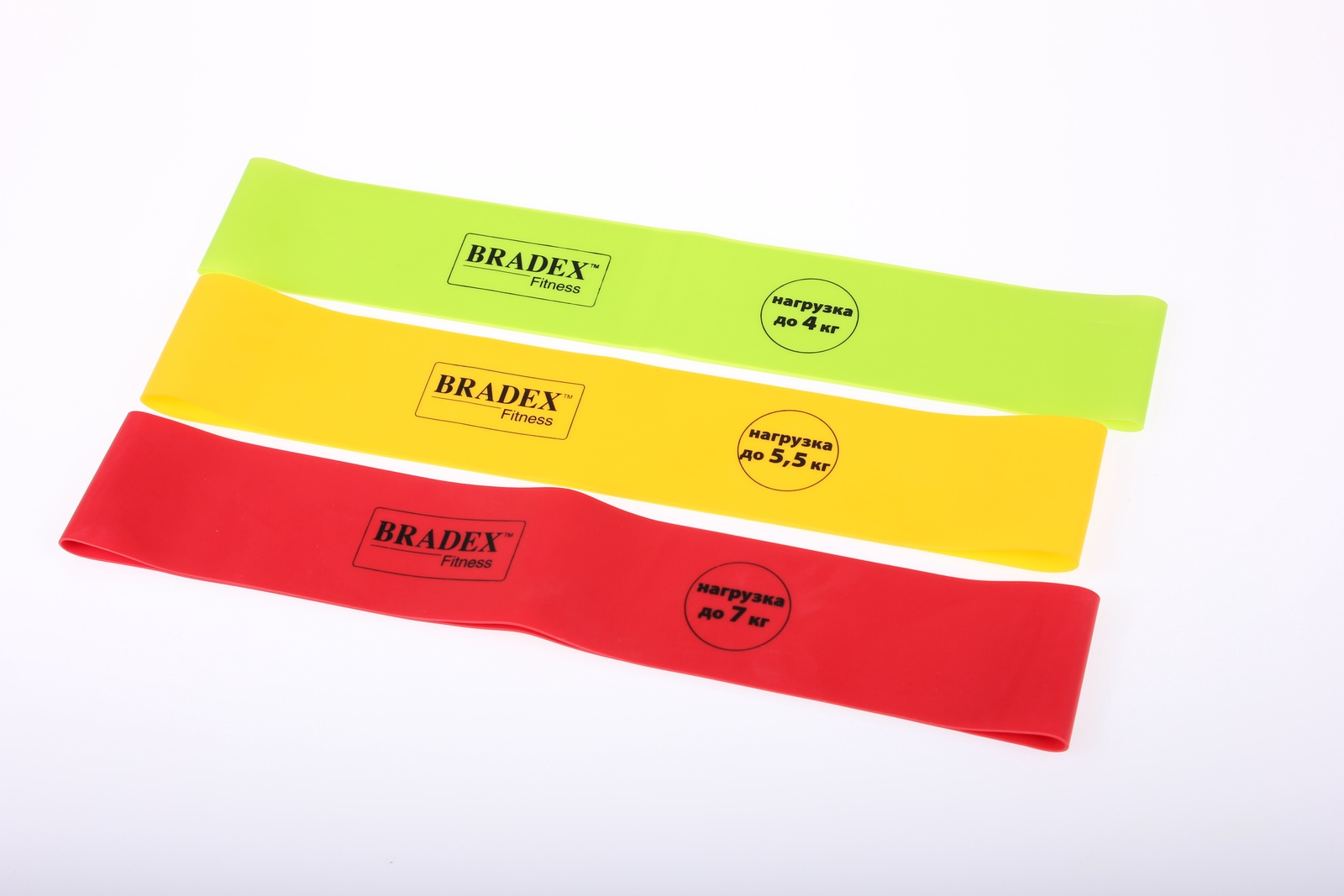 Эспандер Bradex SF 0321, разноцветный тренажер для тела bradex фитнес тренер