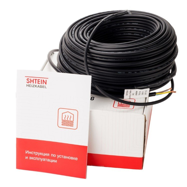 Греющий кабель Shtein HC 30-400 14 м