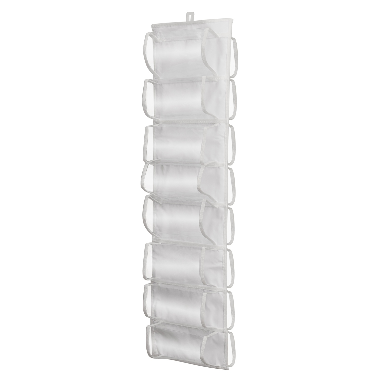 Органайзер для вещей Homsu HOM-1097, белый органайзер для хранения шарфов и мелочей homsu bora bora подвесной 20 х 80 см