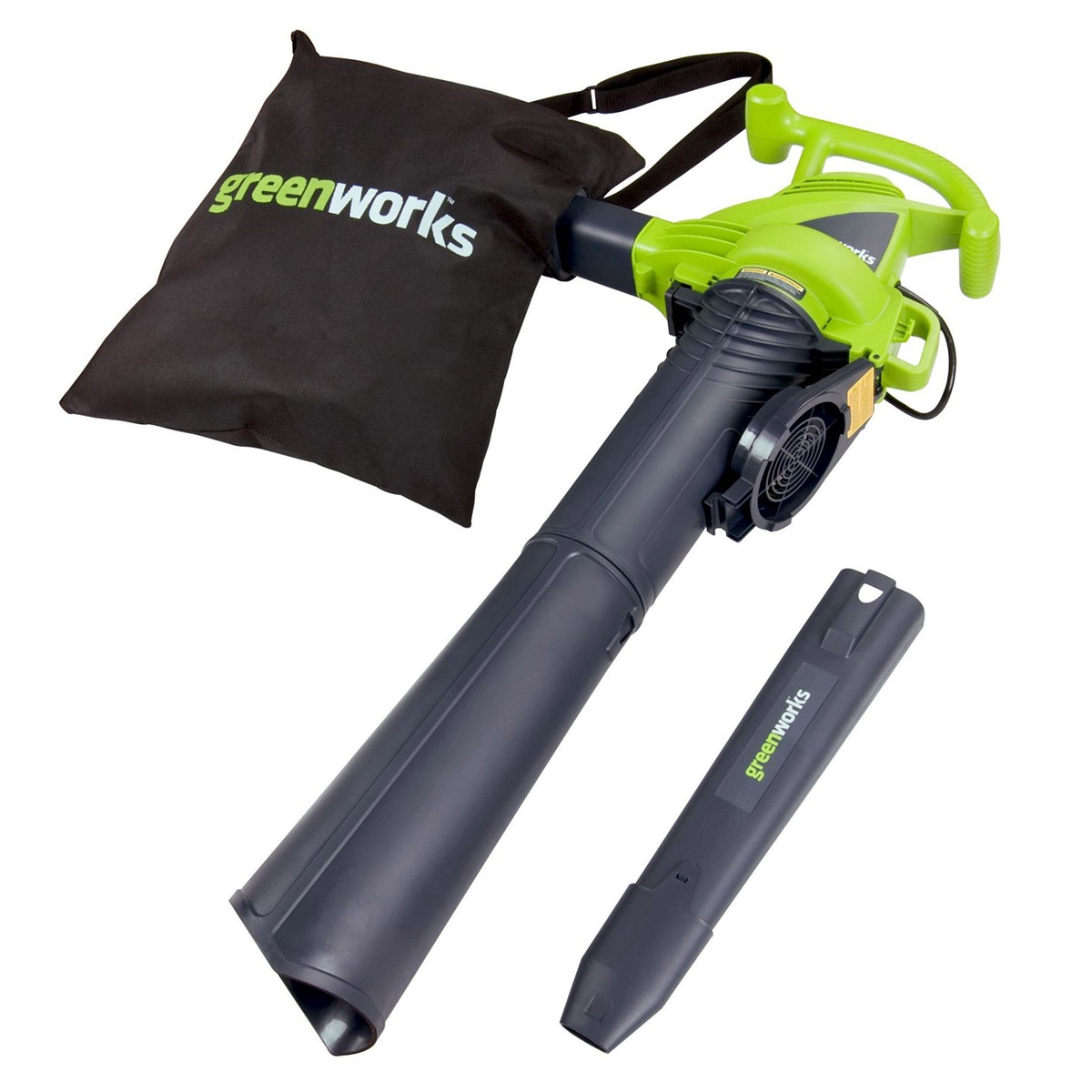 цена на Воздуходувка Greenworks GBV2800