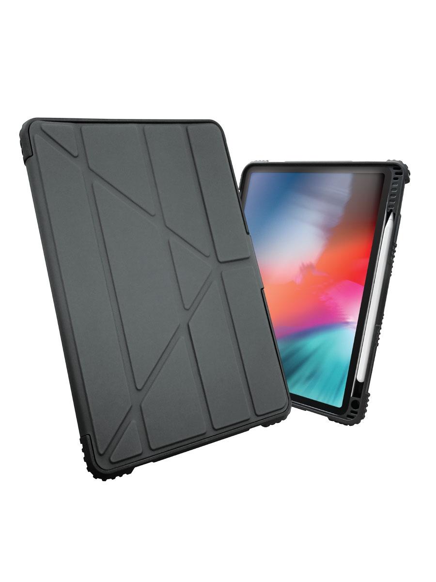 """Противоударный защитный чехол BUMPER FOLIO Flip Case для Apple iPad Pro 12.9"""" (2018)"""