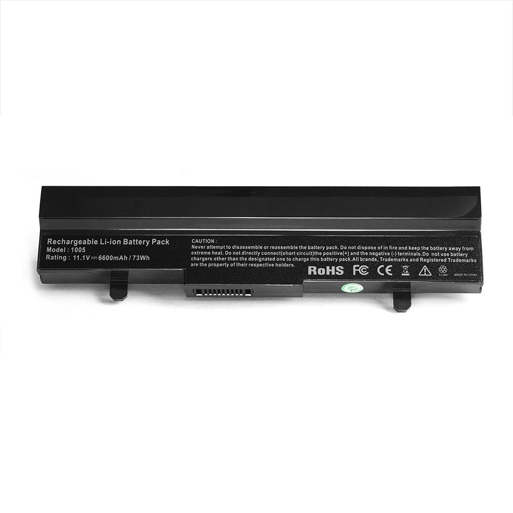 Аккумулятор для ноутбука OEM Asus Eee PC 1001PX, 1001HA, 1005HA, 1005HR, 1005PEB, 1101HA Series. 11.1V 6600mAh PN: 990AAS168288, AL31-1005