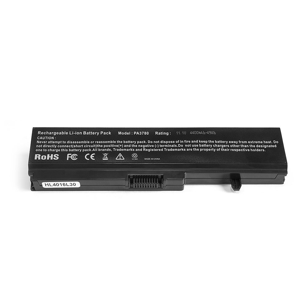 Аккумулятор для ноутбука OEM Toshiba Portege T110, T131, Satellite T110, T115, T130, Pro T110, T130 Series. 11.1V 4400mAh PN: PA3780U-1BRS, PABAS215 original a n133bge eb1 n133bge eaa 30pin edp laptop led lcd screen display for toshiba portege ultrabook z30 r30