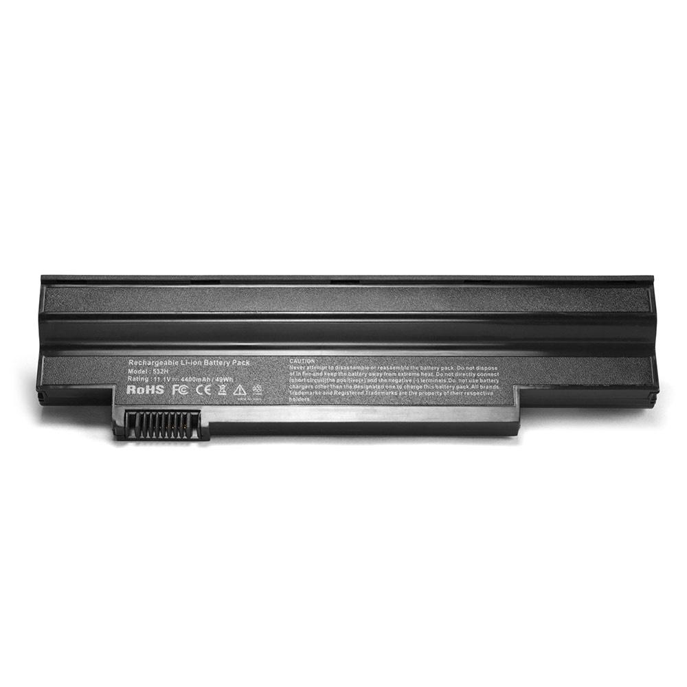 Аккумулятор для ноутбука OEM Acer Aspire One 532h, NAV50 Series. 11.1V 4400mAh PN: UM09H75, LC32SD128 аккумулятор для ноутбука acer aspire timelinex 3830t 4830t 5830t series 11 1v 4400mah 49wh as11