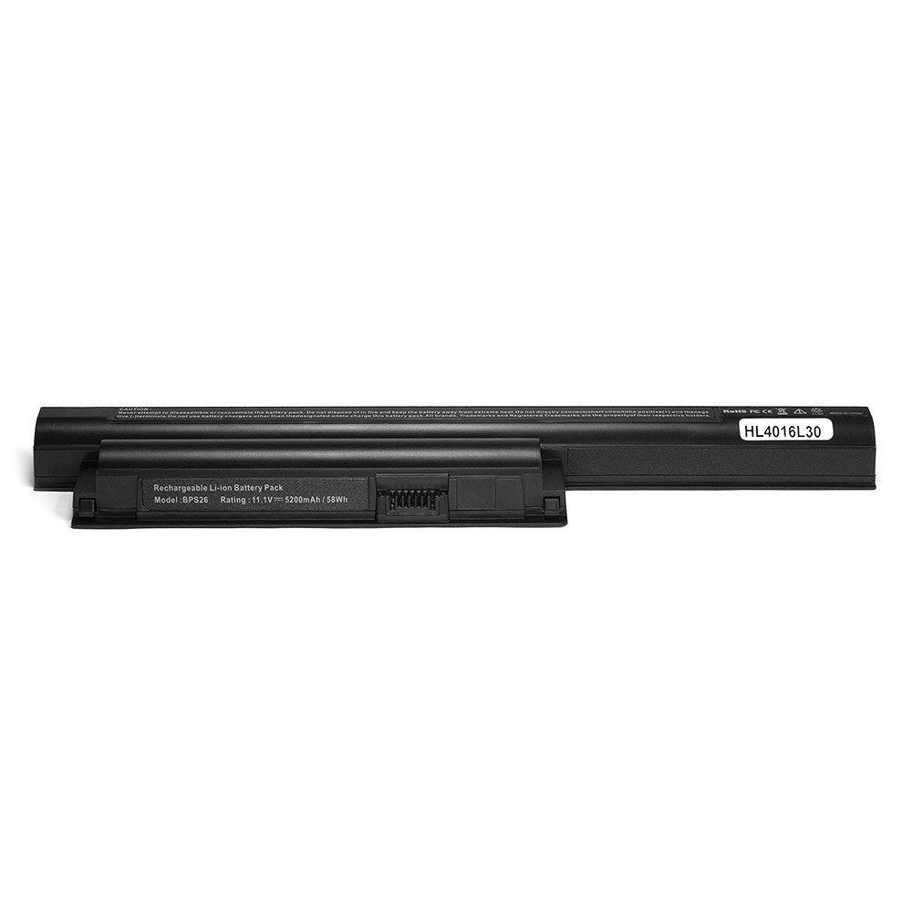 Аккумулятор для ноутбука OEM Sony Vaio VPC-CA, VPC-CB, VPC-EG, VPC-EH, VPC-EJ, SVE Series. 10.8V 4400mAh PN: VGP-BPL26, VGP-BPS26, VGP-BPS26A